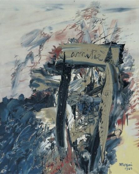 Moreni, Amitié. A tutti i maldestri del mondo, 1960