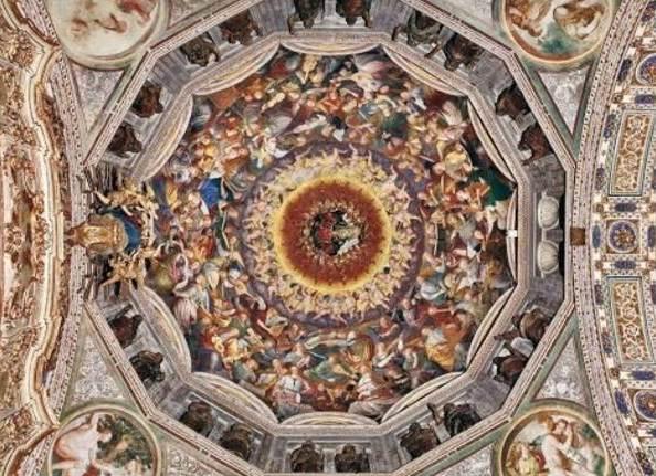 La cupola di Saronno