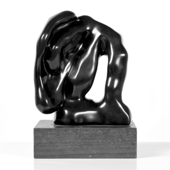 Arp, Sculpture automatique (Hommage à Rodin), 1938