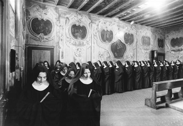 Merisio, Monastero di San Benedetto, Bergamo, 1963
