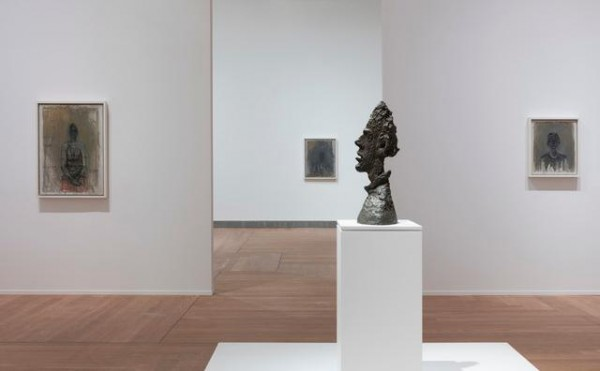 Giacometti, Face to Face, Stockholm