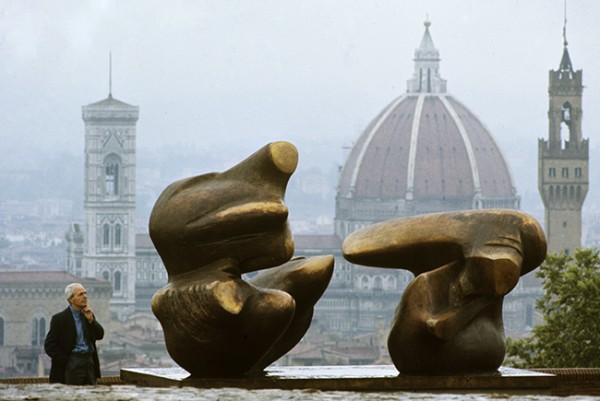 Mostra Moore, Firenze 1972