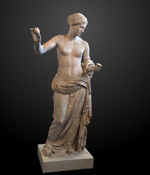 Venere di Arles, Louvre
