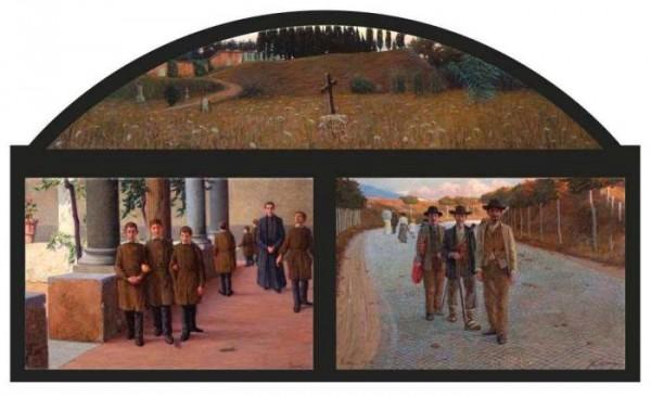 Giovanni Battista Crema, L'istoria dei ciechi dolorosa, 1904